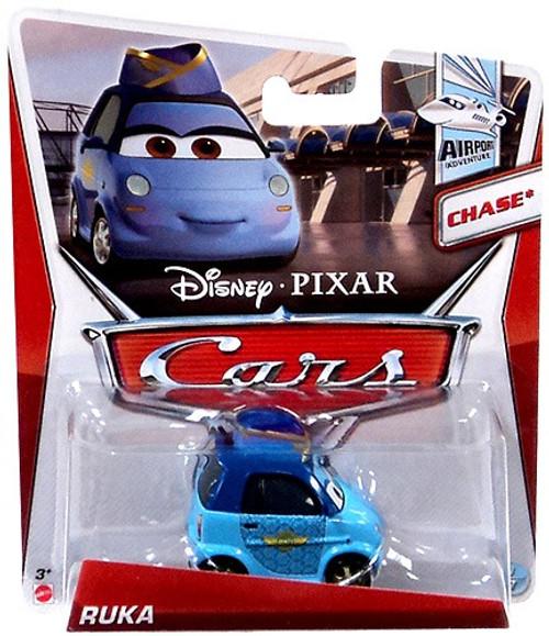 Disney / Pixar Cars Series 3 Ruka Diecast Car