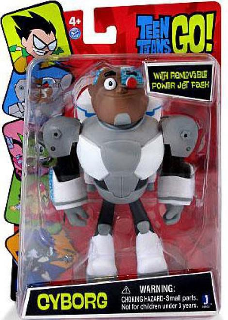 Teen Titans Go! Cyborg Action Figure
