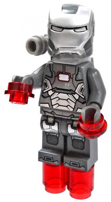 LEGO Marvel Super Heroes War Machine Minifigure [Loose]