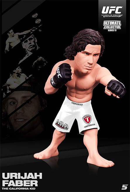 UFC Ultimate Collector Series 13.5 Urijah Faber Action Figure [Limited Edition]