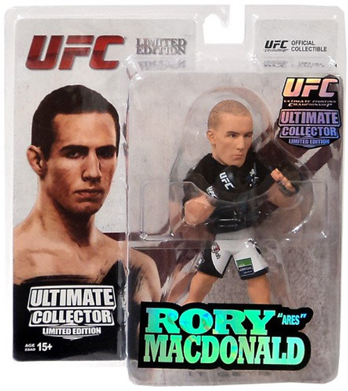 UFC Ultimate Collector Series 13 Rory MacDonald Action Figure [Limited Edition]