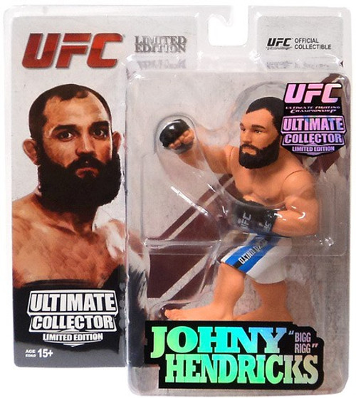 UFC Ultimate Collector Series 13.5 Johnny Hendricks Action Figure [Limited Edition]