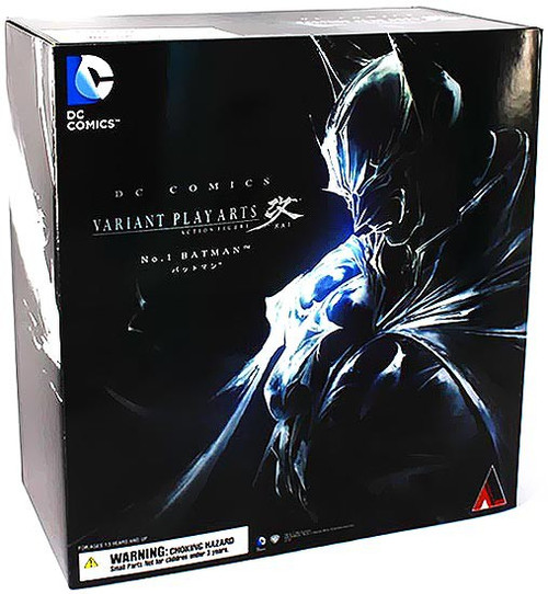 Variant Play Arts Kai Batman Action Figure