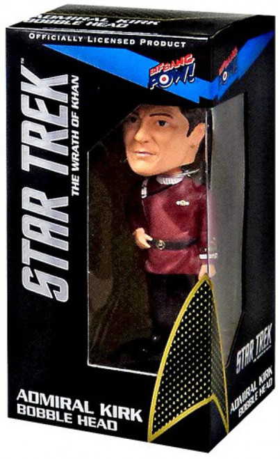 Star Trek The Wrath of Khan Admiral Kirk Bobble Head