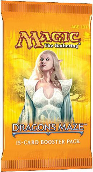 MtG Trading Card Game Dragon's Maze Booster Pack [15 Cards]