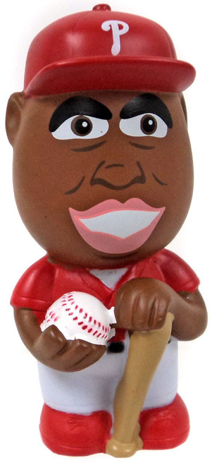 MLB Philadelphia Phillies Big League Minis Ryan Howard Vinyl Mini Figure [Red Jersey Loose]