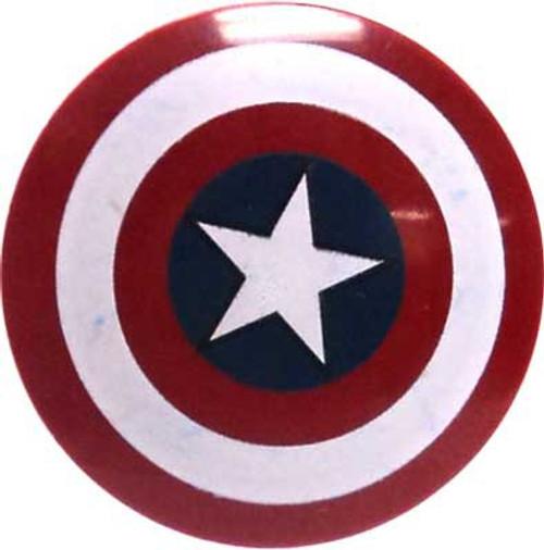 LEGO Marvel Super Heroes Shields Captain America's Shield [Dark Red Loose]