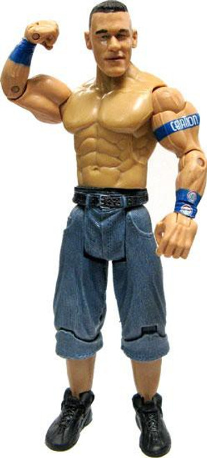 WWE Wrestling Ruthless Aggression Series 41 John Cena Action Figure [Loose]