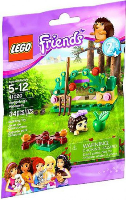LEGO Friends Hedgehog's Highway Mini Set #41020 [Bagged]