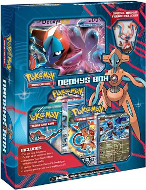 Pokemon Trading Card Game Deoxys Box