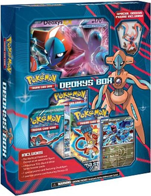 Pokemon Trading Card Game Deoxys Box