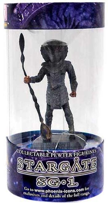 Stargate SG-1 Series 1 Jaffa Warrior Pewter Figure