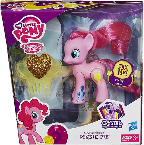 My Little Pony Friendship is Magic Crystal Empire Crystal Motion Pinkie Pie Figure