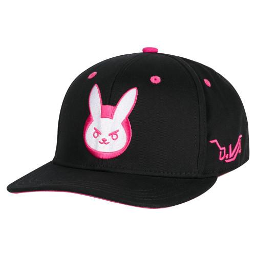 Overwatch D.Va Bunny Snapback Cap