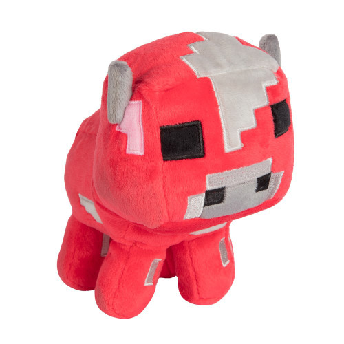 Minecraft Happy Explorer Baby Mooshroom 5.25-Inch Plush