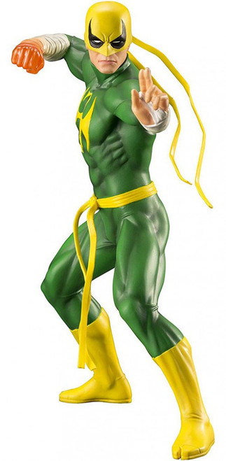 Marvel Defenders ArtFX+ Iron Fist Statue
