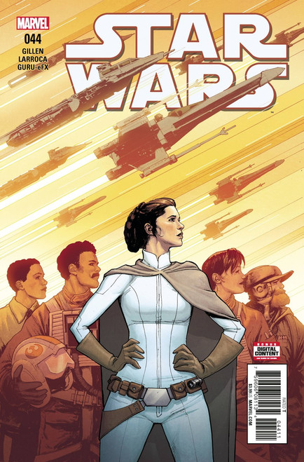 Star Wars #44 Comic Book