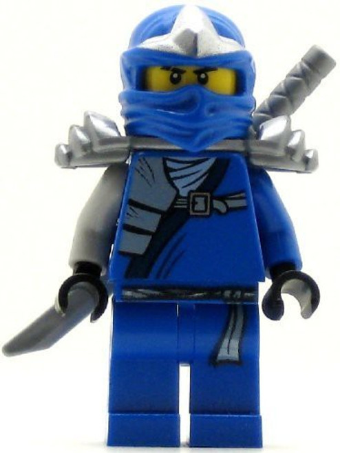 LEGO Ninjago Jay ZX with Armor and Katana Minifigure [Loose]