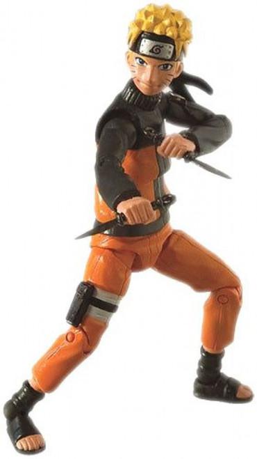 Naruto Shippuden Wave 1 Naruto Uzumaki Action Figure