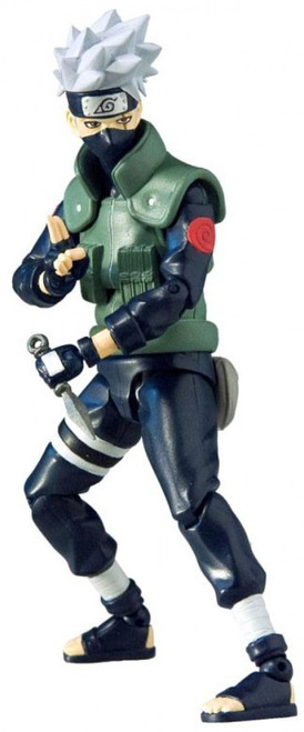 Naruto Shippuden Wave 1 Kakashi Action Figure