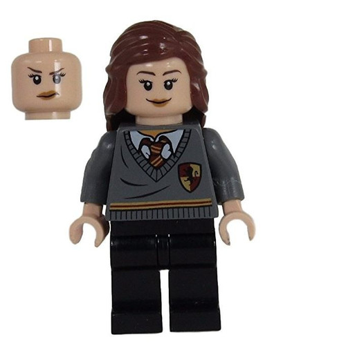 LEGO Harry Potter Hermione Granger Minifigure [Gryffindor Uniform Loose]