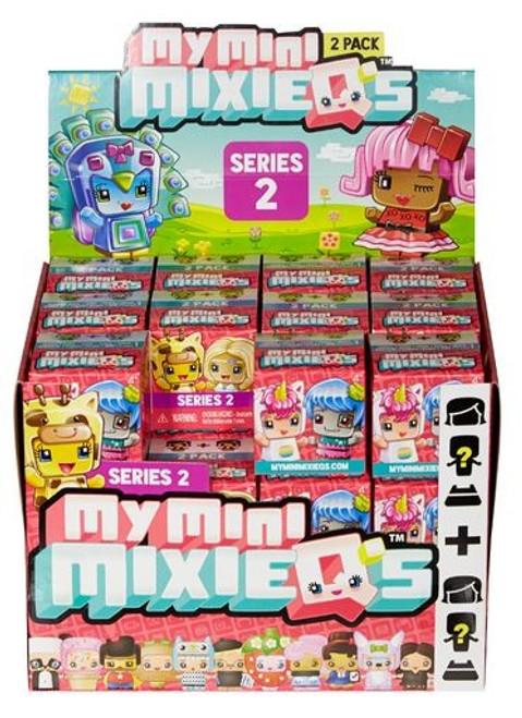 My Mini MixieQ's Series 2 Mystery Box [36 Packs]