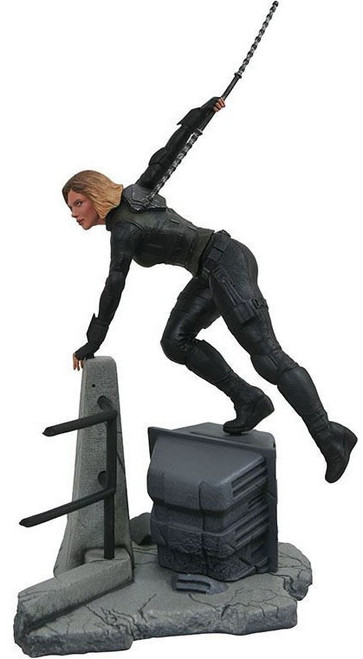 Avengers Infinity War Marvel Gallery Black WIdow 9-Inch Collectible PVC Statue