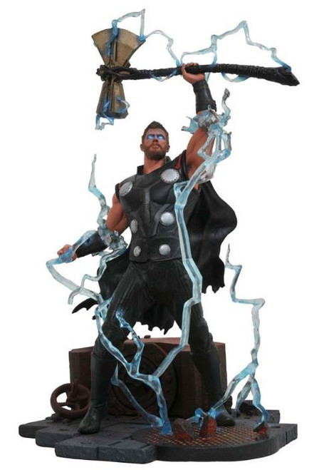 Avengers Infinity War Marvel Gallery Thor 9-Inch Collectible PVC Statue