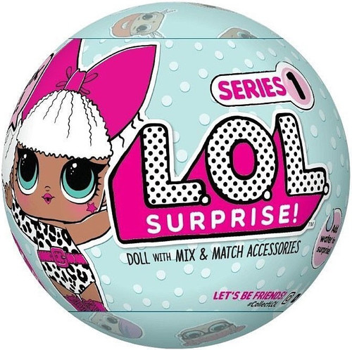 LOL Surprise Series 1 Big Sister Mystery Pack [1st Edition]