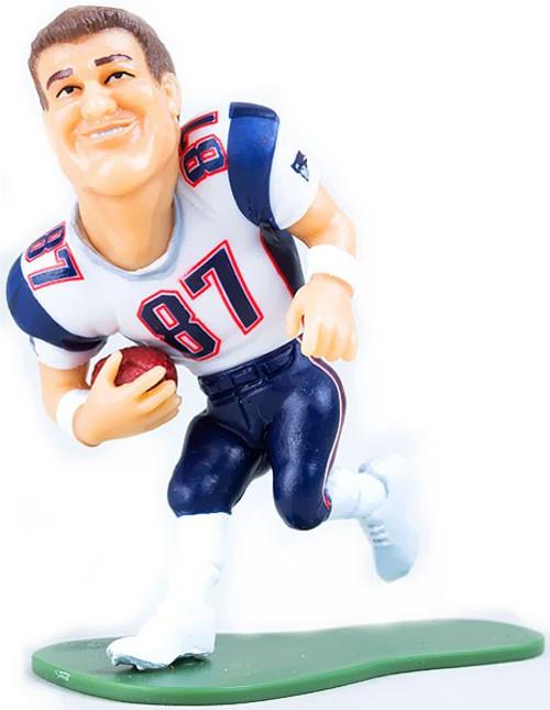 McFarlane Toys NFL New England Patriots Small Pros Series 2 Rob Gronkowski Mini Figure [White Jersey Loose]