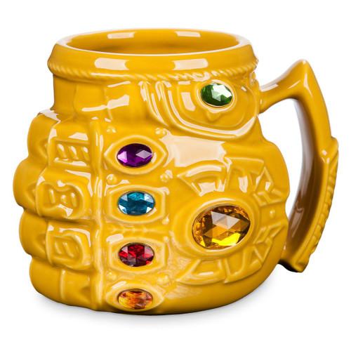 Marvel Avengers Infinity War Thanos Infinity Gauntlet Exclusive Ceramic Mug [16 oz.]