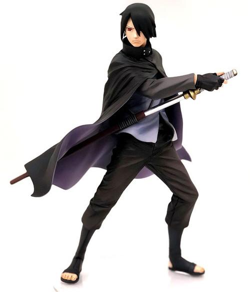 Boruto: Naruto Next Generation Sasuke Uchiha 6.3-Inch PVC Figure