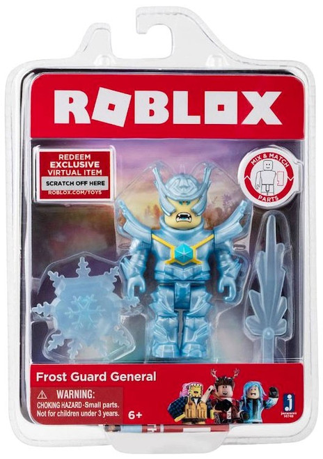 Roblox Frost Guard General Action Figure