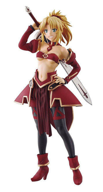 Fate/Apocrypha Mordred Collectible PVC Figure [Saber of Red]