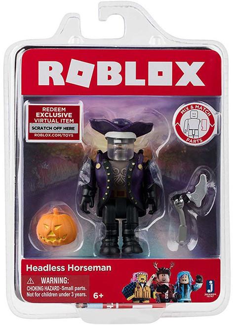 Roblox Headless Horseman Action Figure
