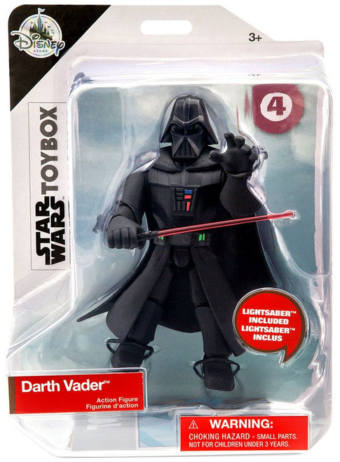 Disney Star Wars Toybox Darth Vader Exclusive Action Figure