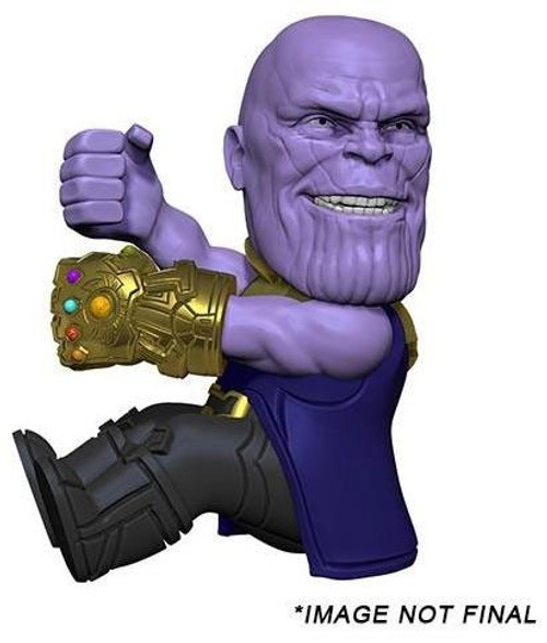 Marvel Avengers Infinity War NECA Scalers Thanos 3.5-Inch Vinyl Figure