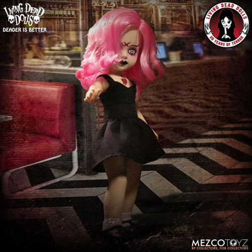 Living Dead Dolls 20th Anniversary Candy Rotten 10-Inch Doll