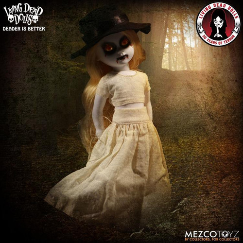 Living Dead Dolls 20th Anniversary Galeras 10-Inch Doll