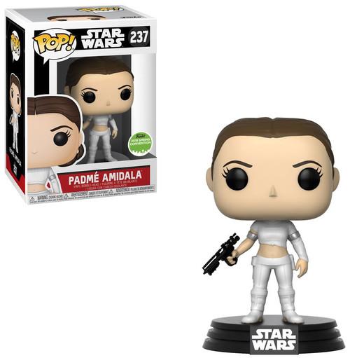 Funko POP! Star Wars Padme Amidala Exclusive Vinyl Bobble Head #237