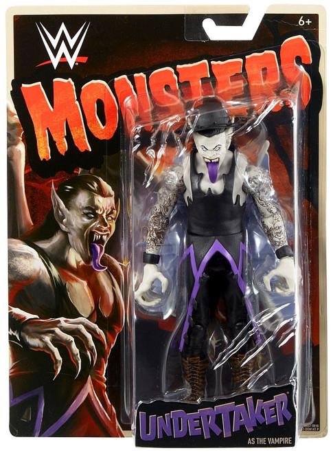 WWE Wrestling Monsters Undertaker as The Vampire Action Figure