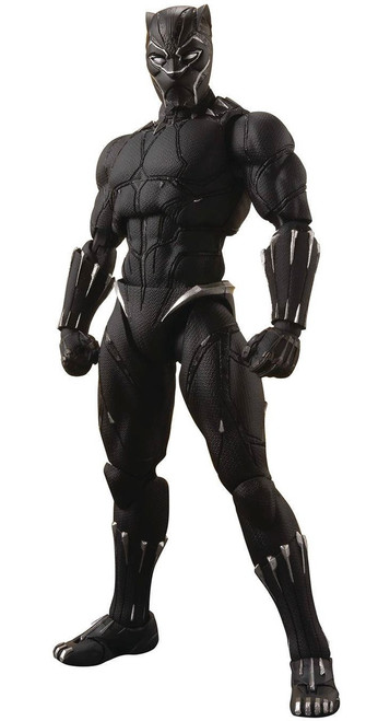 Marvel Avengers Infinity War S.H. Figuarts Black Panther Action Figure [Tamashii Effect Rock]