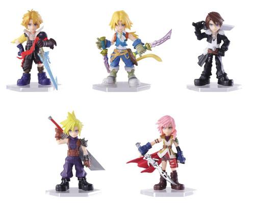Dissidia Final Fantasy Opera Omina Trading Arts Dissidia Final Fantasy Mini Figure Blind Pack [1 RANDOM Figure!]
