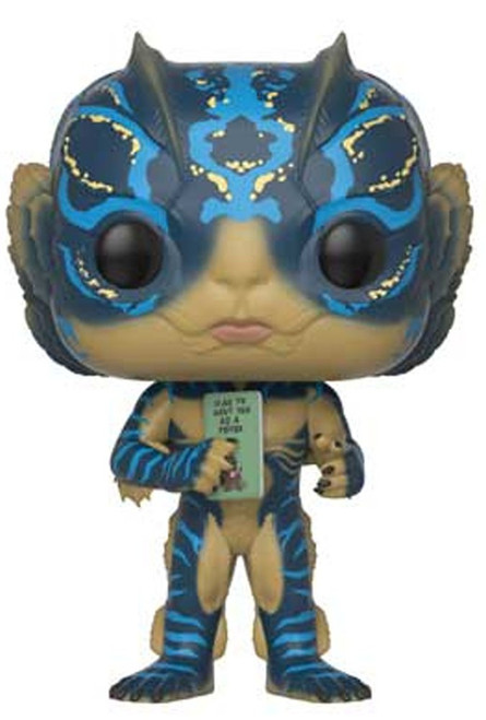Funko The Shape Of Water POP! Movies Amphibian Man Vinyl Figure [With Card]