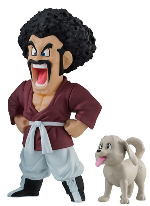 Dragon Ball Z Adverge Volume 7 Mr. Satan 2-Inch Mini Figure