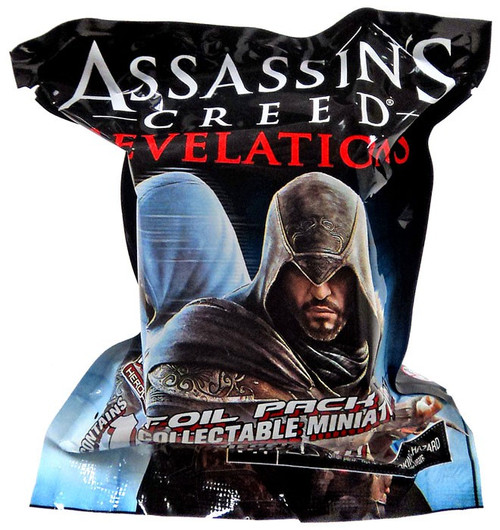 Assassin's Creed HeroClix Assassin's Creed Revelations Booster Pack