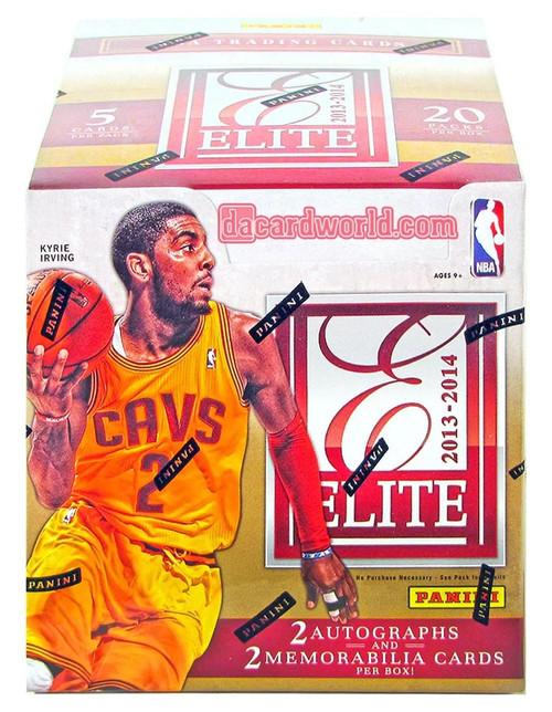 NBA Panini 2013-14 Elite Basketball Trading Card HOBBY Box [20 Packs]