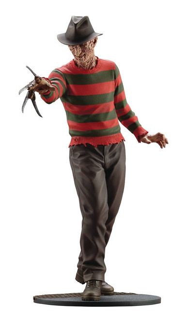 Nightmare on Elm Street Part 4 Dream Masters ArtFX+ Freddy Krueger Statue