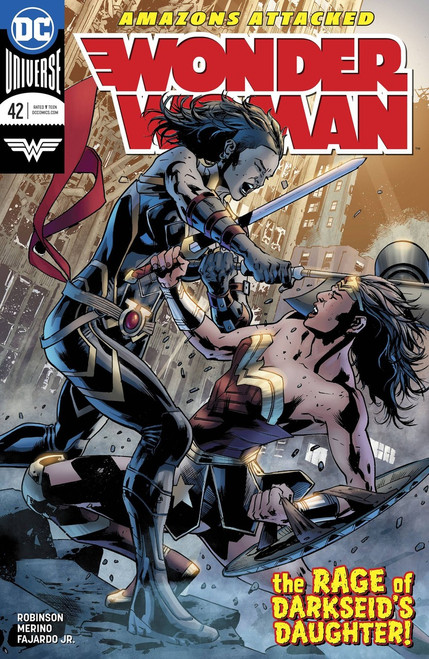 DC Wonder Woman #42 Comic Book
