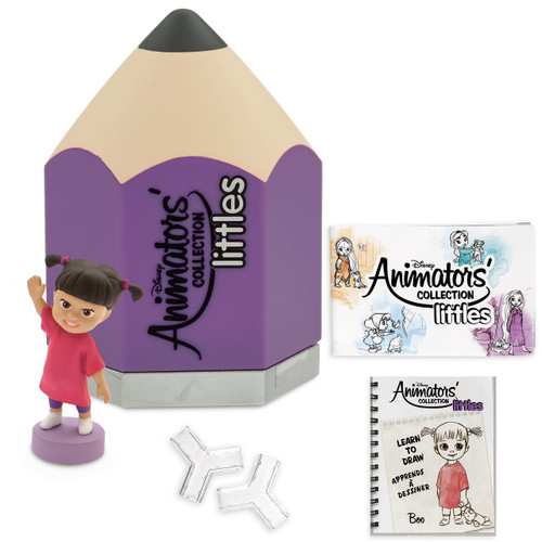 Disney Littles Animators' Collection Series 3 Exclusive Mystery Pack [Dark Purple]